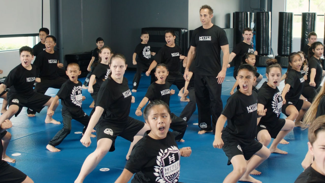 Hyper Training in Cottonwood - KC's Family Tae Kwon Do